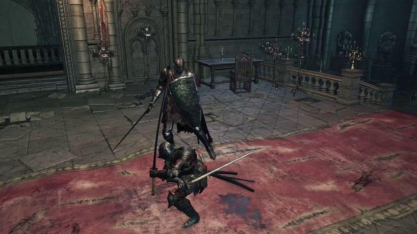 Парное оружие Dark Souls 3