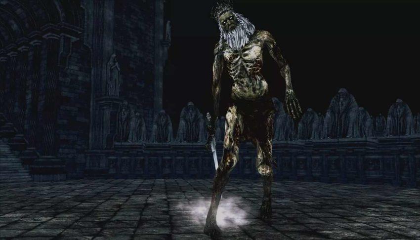 Вендрик в Dark Souls 2 прохождение босса