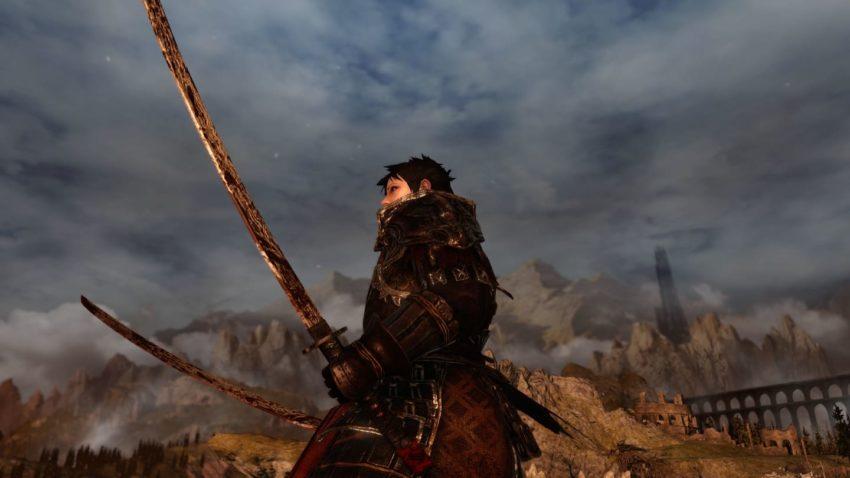 Клинок Хаоса в игре Dark Souls 2
