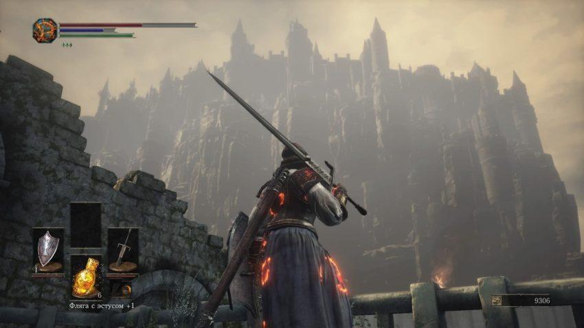Повышение силы Dark Souls 3