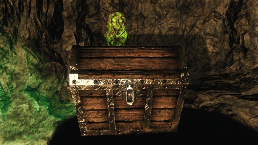 Тайник в игре Dark Souls 2