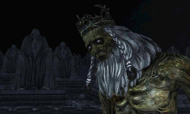 Dark Souls 2 получение короны босса