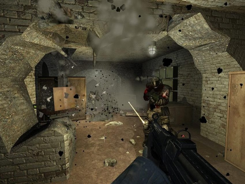 F.E.A.R Extraction point 2006