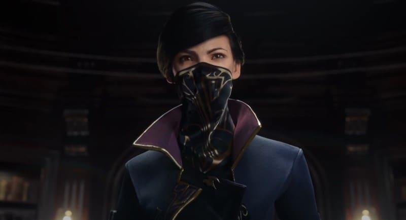 Эмили в игре Dishonored 2