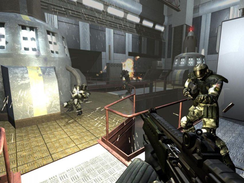 Серия игр F.E.A.R - все игры серии по порядку выхода