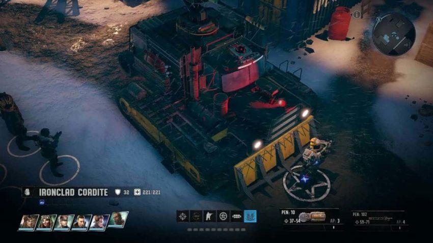 Wasteland 3 сохранение игры