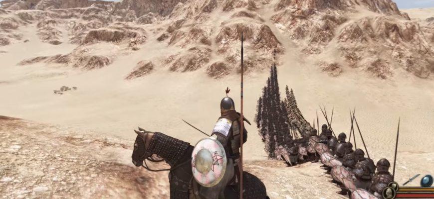 гайд по Mount and blade 2 Bannerlord