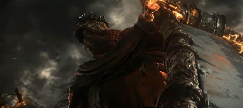 Гигант Йорм Dark Souls 3 тактика и как победить