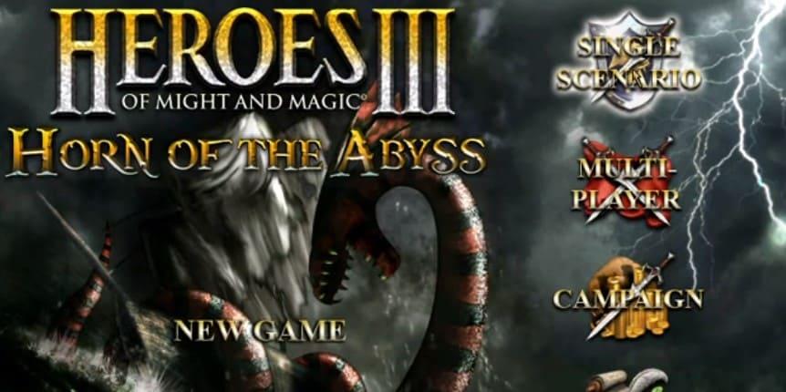 Что такое Герои 3: Horn of the Abyss?