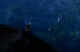 Как рыбачить в вов