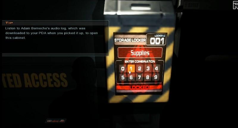 Коды к дверям на Марсе в Дум 3