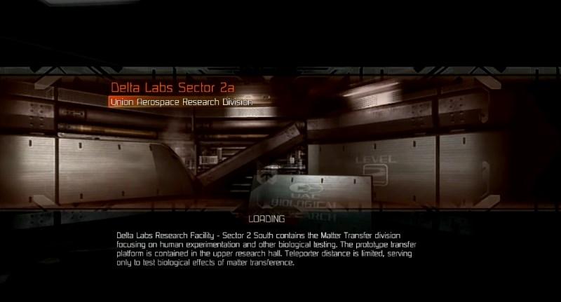 Локация Delta Labs - Sector 2A