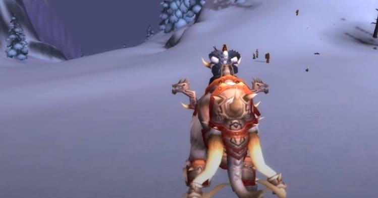 Маунты в World of Warcraft стоящие твоего внимания
