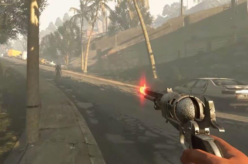 пистолеты Dying Light