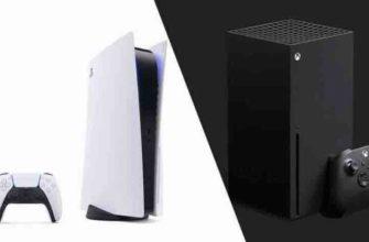 PlayStation 5 и Xbox Series X. Сравнение конкурирующих консолей