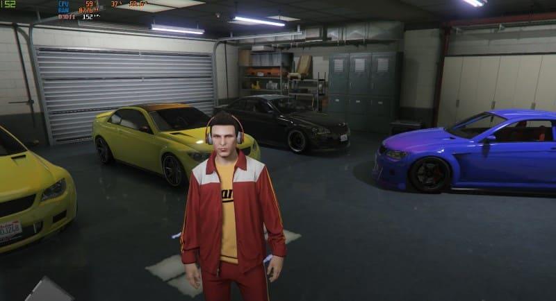 Продажа машины в GTA Online