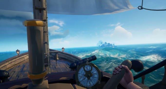 Можно ли играть в Sea of Thieves в одиночку?