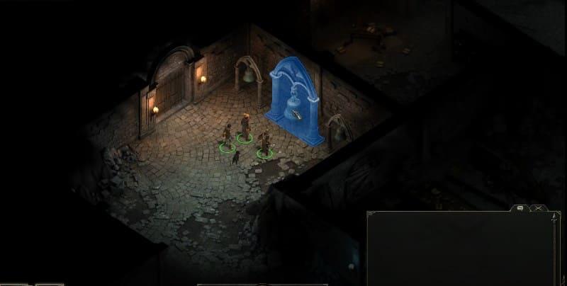 Загадка с колоколами в игре Pillars of Eternity