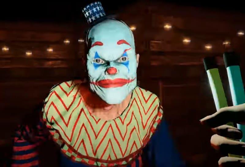Death Circus - приключения в цирке