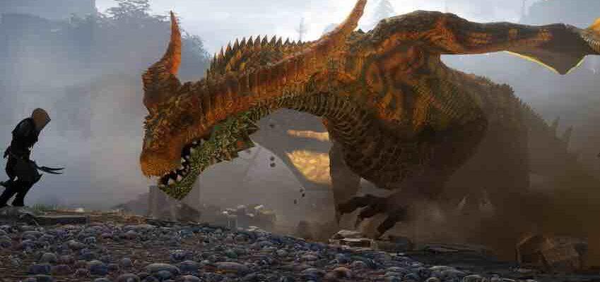 Dragon age: inquisition - драконы гайд прохождение