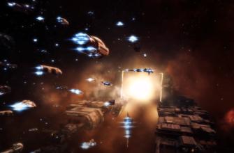 Игры, похожие на Eve Online