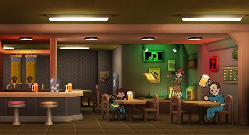 Бесплатная игра Fallout Shelter