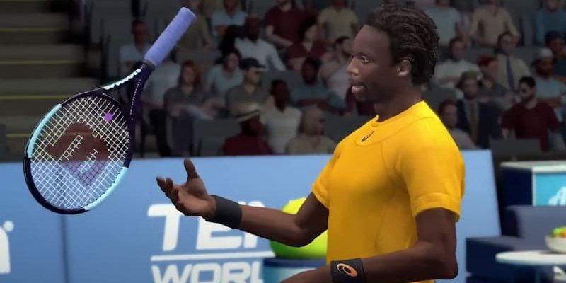 Игры про теннис