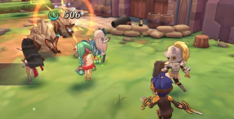 Игры похожие на Геншин Импакт для разных игровых платформ