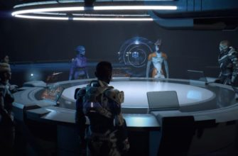 Mass Effect Andromeda романы
