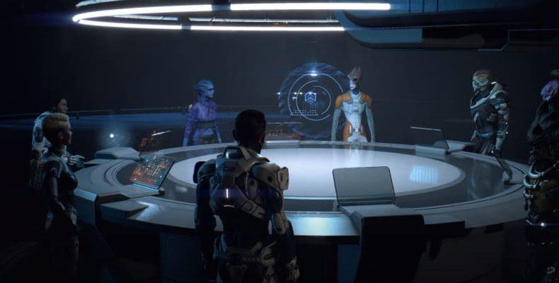 Mass Effect Andromeda романы