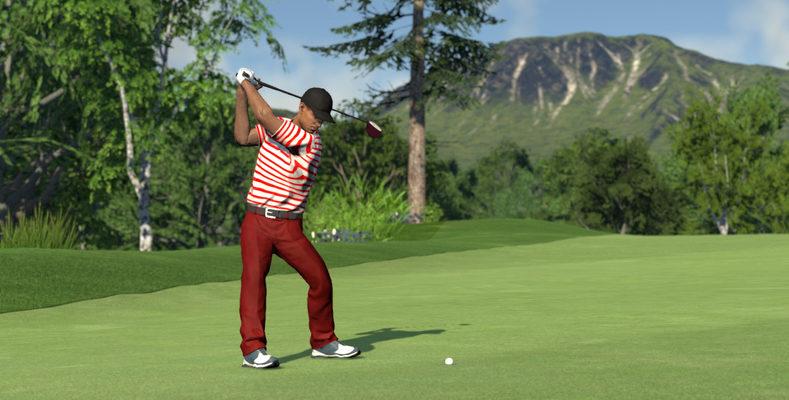 Подборка игр в гольф