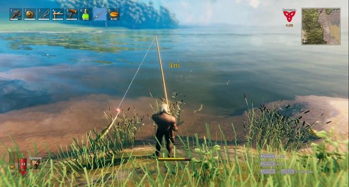 Как рыбачить в Valheim - подробный гайд по рыбалке