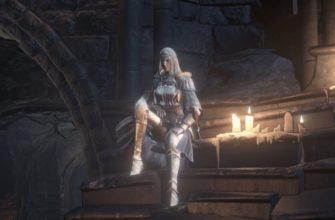 Сирис из бессолнечных земель Dark Souls 3 гайд