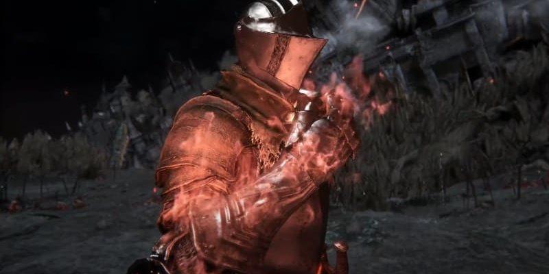 Судия Гундир Dark Souls 3 как пройти