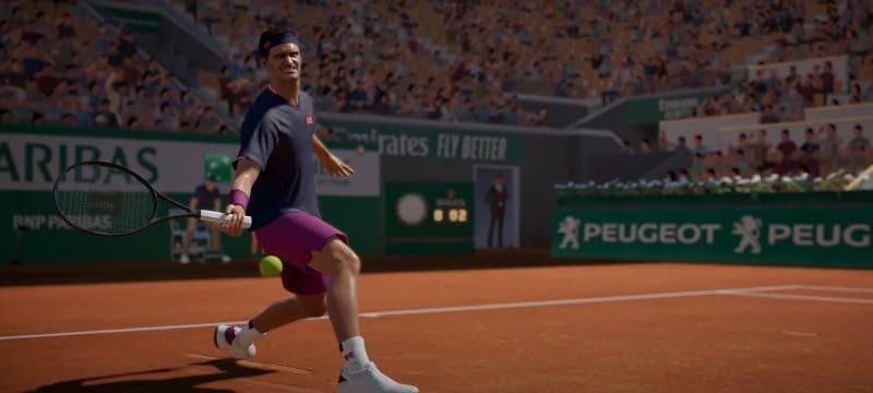 Компьютерная игра Tennis World Tour 2