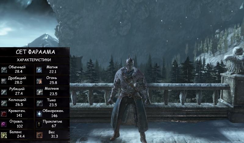 Тяжелые доспехи для рыцаря