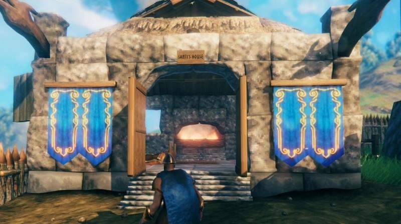 мод Automatic Door Mod