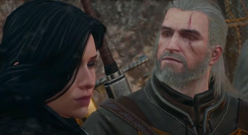 Йеннифер в игре Ведьмак 3