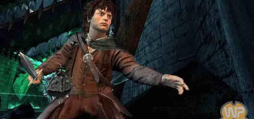 Куда отправился Фродо в конце The Lords of the Rings