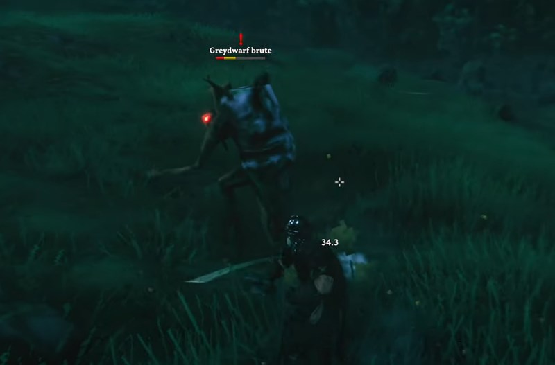 Охота на грейдворфов