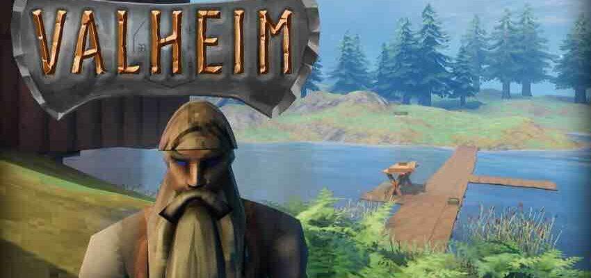 Valheim - как ставить метки на карте?