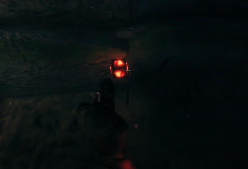 Ядро Суртлинга в пещере