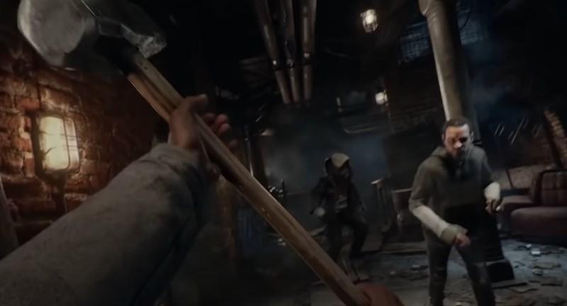 Ближний бой в Vampire The Masquerade – Bloodlines 2