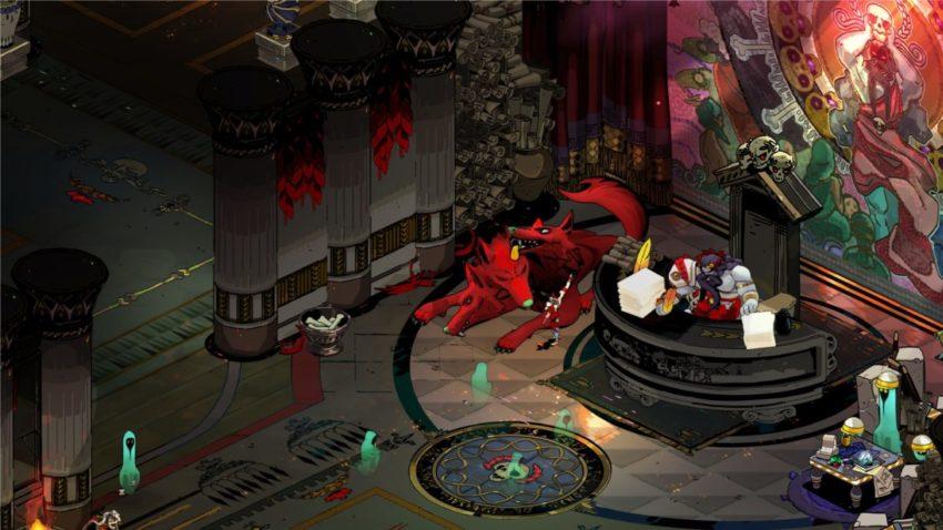Как в Hades кровь титана использовать?