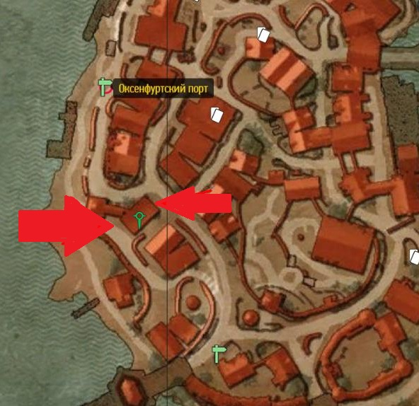Дом Шани на карте, кто такая Шани и как ее найти в Ведьмак 3
