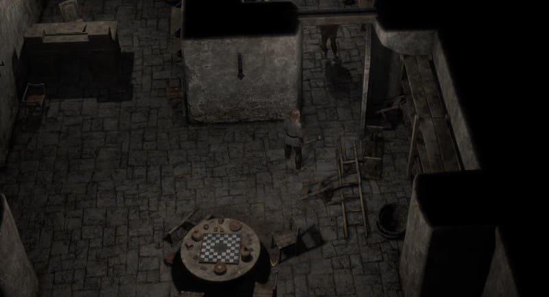 Экшн про подземелья Exanima