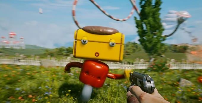 Atomic Heart — это русский Bioshock? Сюжет, геймплей, системные требования