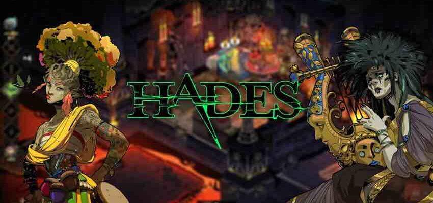 Hades как научиться играть на лире?