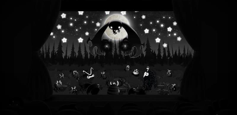 Игра для iOS Darklings