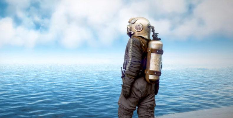 игры где персонаж умеет плавать
